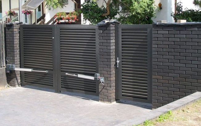 Automation for gates and garage doors
