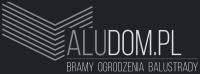 Nowoczesne ogrodzenia Warszawa - AluDom